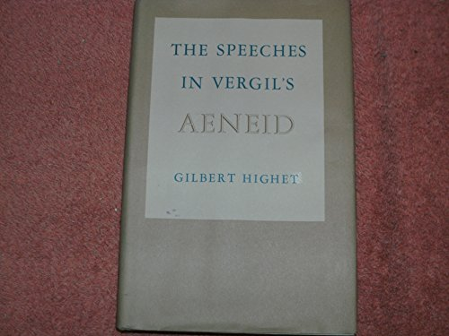 The Speeches in Vergil's
