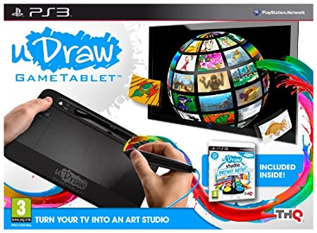 uDraw Tablet including Instant Artist (PS3)