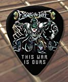 Escape The Fate War Is Ours Premium Guitar Pick x 5 Medium