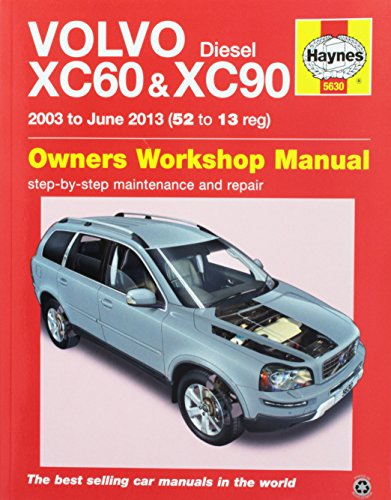 volvo-xc60-and-xc90-owners-workshop-manual