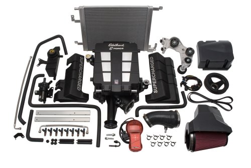 Edelbrock 1536 E-Force Supercharger Kit for Chrysler