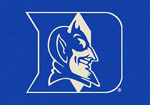 Duke Blue Devils NCAA Milliken Team Spirit Area Rug (2'8