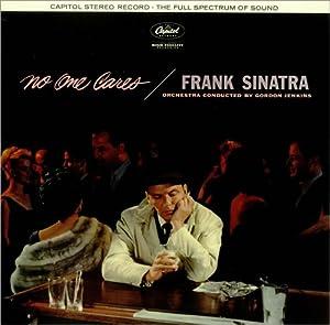 Amazon Com Frank Sinatra No One Cares Lp Record Music