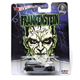 Double Demon Delivery Frankenstein Universal Studios Hot Wheels Vehicle