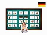 Opposites Flashcards in German - Adjektive und Gegensätze