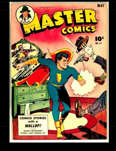 Master Comics #61: Classic Adventures from the Golden Age of Comics (Master Comics Therrian compare prices)