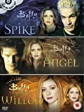 Buffy the Vampire Slayer: The Slayer Collection (Spike/Angel/Willow) [1998] [DVD]