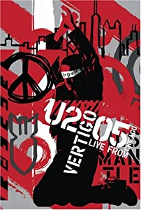 U2 - Vertigo 2005 - Live From Chicago