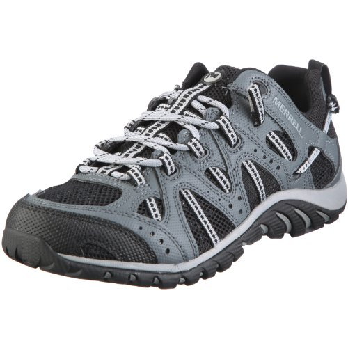 Merrell Men's Waterpro Manistee Castle Rock Lace Up J82191 9.5 UK