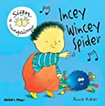 Incey Wincey Spider: BSL (Sign & Sing...