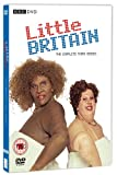 Little Britain - Series 3 (2 Disc Set) [DVD] [2003]