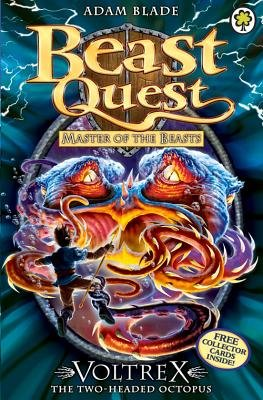 Master of the Beasts Series 10( Voltrex the Two-Headed Octopus)[BEAST QUEST BK58 MASTER OF THE][Paperback] (Beast Quest Voltrex compare prices)