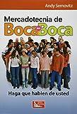 img - for MERCADOTECNIA DE BOCA EN BOCA book / textbook / text book