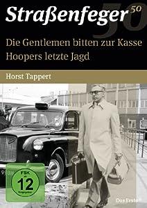Straßenfeger 50 - Die Gentlemen bitten zur Kasse / Hoopers letzte Jagd [4 DVDs]