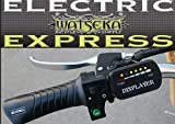 Watseka-XP-Cargo-Electric-Bicycle-26-6-speed-AdultYoung-Adult-Black