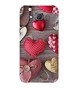 Doyen Creations Designer Printed High Quality Premium case Back Cover For Samsung Galaxy J5