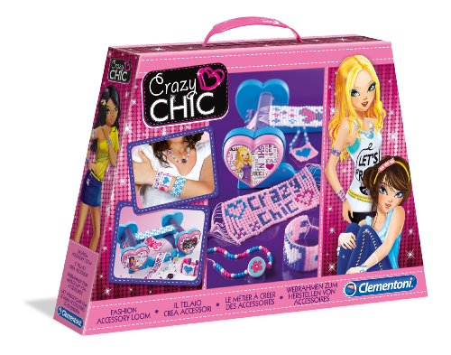 Crazy Chic Design Fashion Accessory Loom By Clementoni front-659653