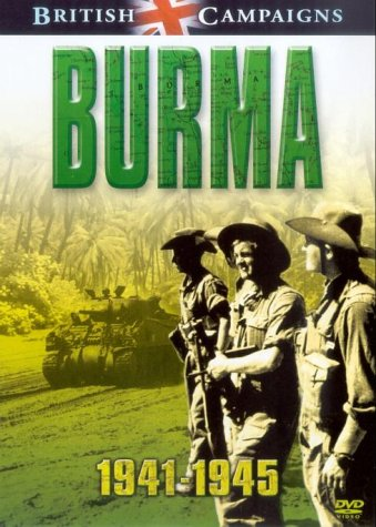 British Campaigns - Burma 1941 - 45 [DVD]