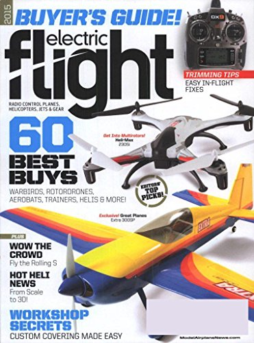 Electric Flight (1-Year Auto-Renewal)