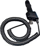 Escort 79-000040-01 Coiled SmartCord for Radar and Laser Detectors