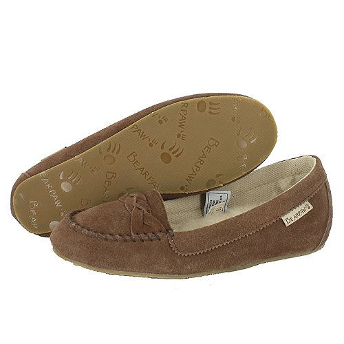 Image of Women's Bearpaw Mocassins