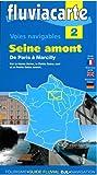 Voies Navigables - la Seine Amont  - de Paris a Marcilly - 2