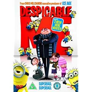 Despicable Reviews (On DVD And Gru-Ray)