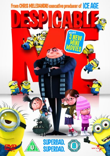 Despicable Me [DVD]