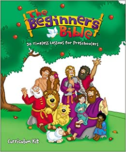 The Beginners Bible Curriculum Kit 30 Timeless Lessons