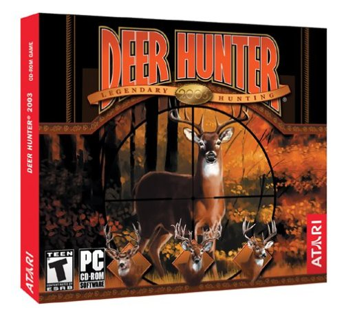 Deer Hunter 2003 Legendary Hunting - PC (Deer Hunting Games For Pc compare prices)