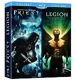 echange, troc Priest + Legion [Blu-ray]