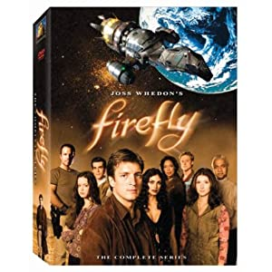 DVD: Firefly – The Complete Series