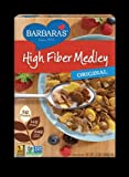 Barbara's Bakery High Fiber Cereal, Original, 12-Ounce Boxes (Pack of 6)