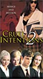 Cruel Intentions 2 [VHS]