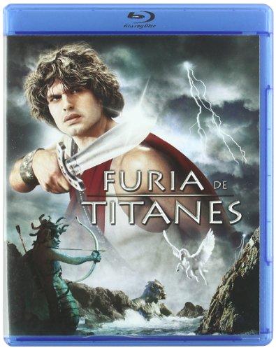 Furia De Titanes [Blu-ray]