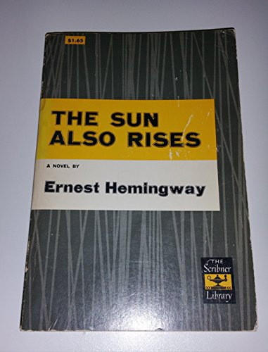 an analysis of the sun also rises