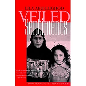 veiled sentiments Veiled sentiments: honor and poetry in a bedouin society, updated with a new preface: lila abu-lughod: 9780520224735: books - amazonca.