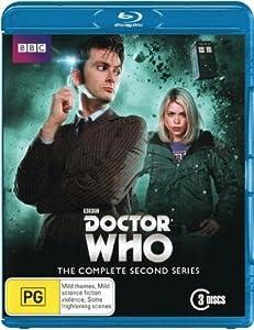 Doctor Who Series 2 Blu-Ray (region B) Aust Import