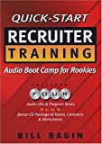 img - for Quick-Start Recruiter Training: Audio Boot Camp for Rookies book / textbook / text book