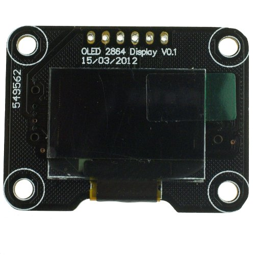 Oled 2864 Display Module(.Net Gadgeteer Compatible)
