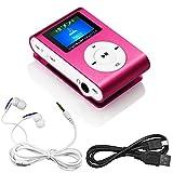 Swees MINI LECTEUR MP3 ECRAN LCD 8 GO av...