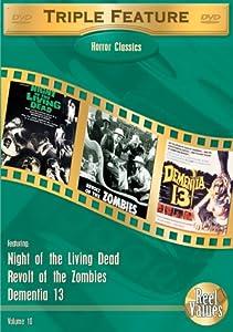 Horror Triple Feature 10 [DVD] [Region 1] [US Import] [NTSC]