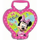 Minnie Mouse Metal Box, Multicolored