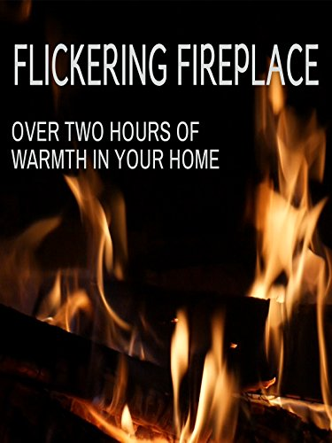 Flickering Fireplace