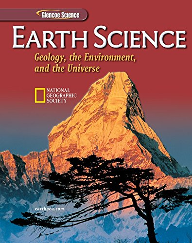 Earth Science: Geology, the Environment, and the Universe, Student Edition (HS EARTH SCI GEO, ENV, UNIV) (Hs Earth Science compare prices)
