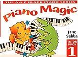 img - for Piano Magic Tutor Book: Bk. 1 book / textbook / text book
