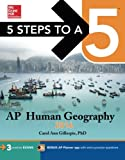 img - for 5 Steps to a 5 AP Human Geography 2016 (5 Steps to a 5 on the Advanced Placement Examinations Series) book / textbook / text book