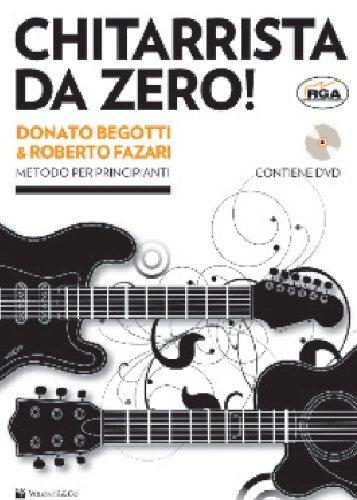 Chitarrista da zero Metodo per principianti Con DVD PDF