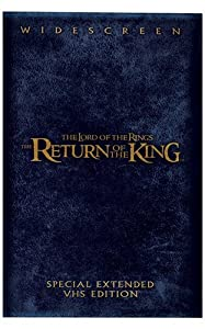 The Lord of the Rings - The Return of the King (Special Extended Edition) [VHS]
