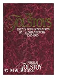 The Tolstoys: Twenty-four generations of Russian history, 1353-1983 (0241109795) by Tolstoy, Nikolai